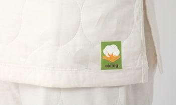 パシーマ アトピーパジャマ 商品の特徴 アトピーの方の声から開発されたアトピーパジャマ アトピーの方の声から開発されたパジャマ ブランドネームや品質表示は刺激にならないところに付けています。