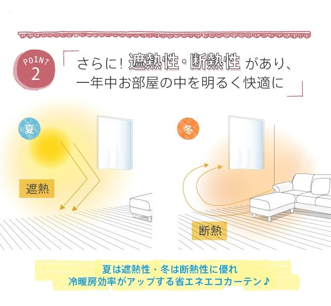 UVカット率80%以上