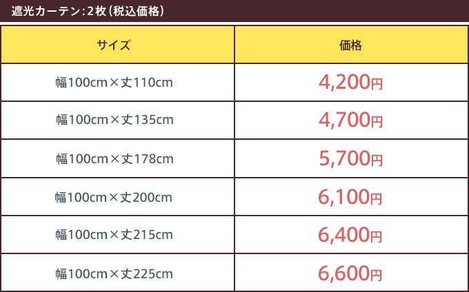 ct8021(2枚セット)価格表