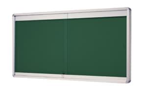 屋外掲示板 奥行き110mmタイプ 壁付け型