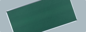 大型スチール製黒板