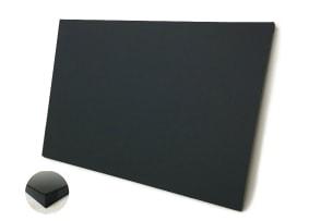 チョーク用黒板 黒色 (木製)