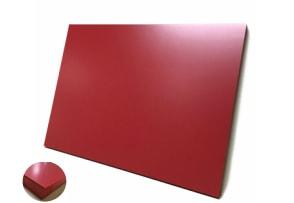 マーカーボード 赤色 (木製)