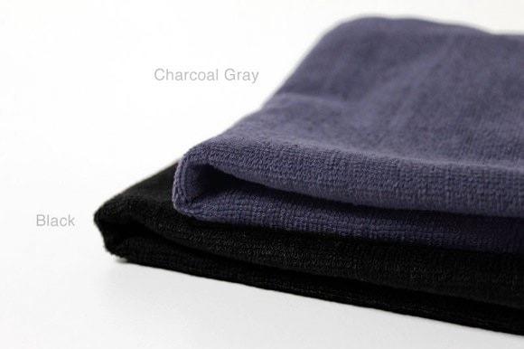 チャコールグレー・ブラック