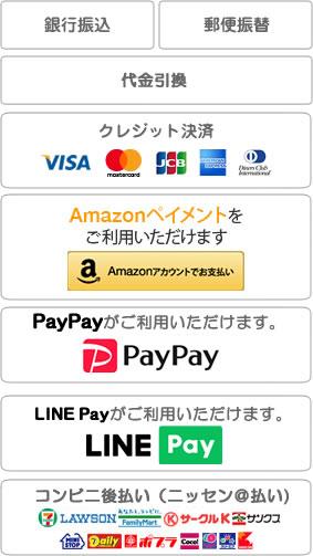支払い情報