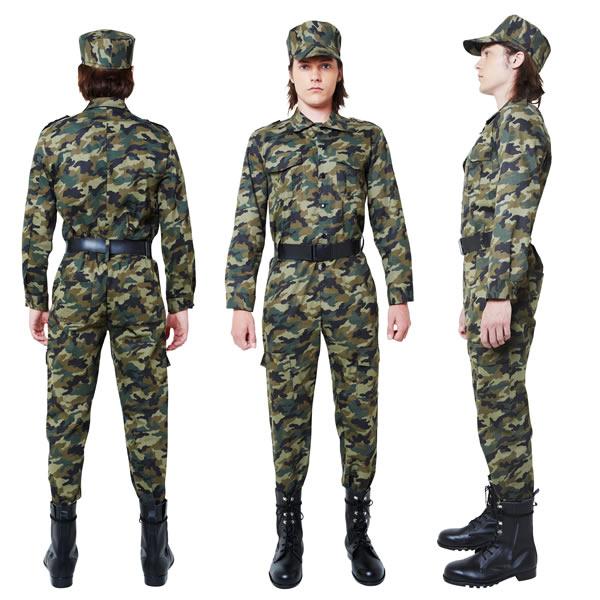 CLUBQUEENArmyLady(アーミーレディ)♪ハロウィン仮装衣装コスプレコスチュームレディースアーミーミリタリーアーミー軍隊