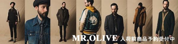 MR.OLIVE �ߥ����������ͽ����եڡ��� - ALLEY ����