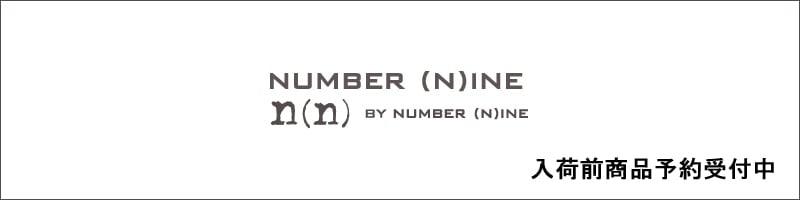 NUMBER (N)INE ナンバーナイン予約受付中 - ALLEY 通販