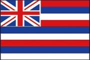 ハワイ王国時代のハワイ州旗