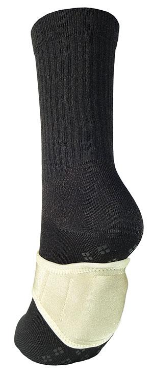 足うらパッド+銅繊維靴下「足もとはいつも青春!」