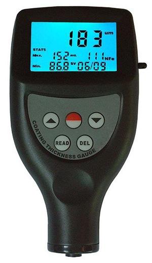 デュアルタイプ膜厚計 C-85 使用方法