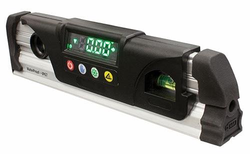 防水型デジタル水平器『D280プロ』メイン写真