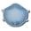 感染対策両用マスク「N95/DS2タイプ」