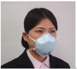 感染対策両用マスク N95/DS2タイプ