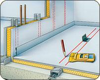 コンクリート探知機(鉄筋探査機)使用例3