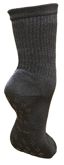 この冬、冷え症/しもやけ/あかぎれにサヨウナラ!! ブーツやコタツでの足の臭いにサヨウナラ!! 銅繊維靴下「足もとはいつも青春!」ノーマルタイプ厚手!