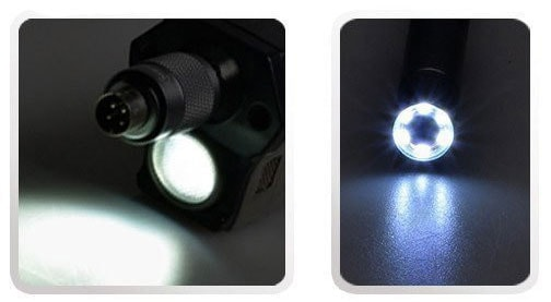 工業用内視鏡プロ200 ライト部分