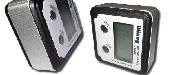デジタル角度計「ここ何度?」タイプ2(Wixey WR300 Type2)商品画像1