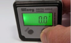 デジタル角度計「ここ何度?」タイプ2(Wixey WR300 Type2)商品画像3