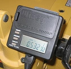 Wixey WR5501 自動かんな盤用リモートデジタルスケール