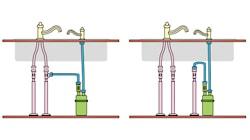 キッツ オアシックス/OASICS浄水器すっきり簡単に施工が可能です