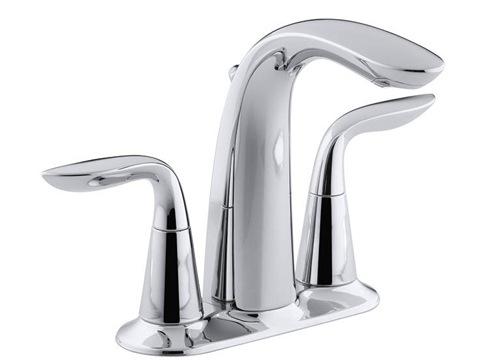 KOHLER/コーラー [K-45100-4-BN]洗面用 4インチ混合水栓 | コーラー | アーミック