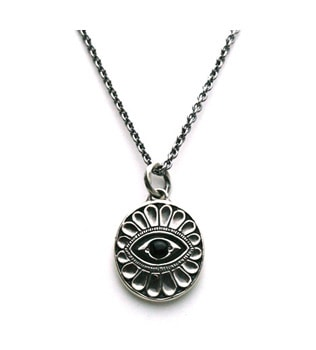 Awakens coin Necklace
