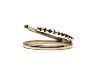 Twin Arm Ring