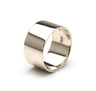 Square Band Ring