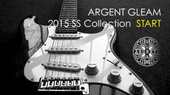 Argent Gleam 2015 SS Collection