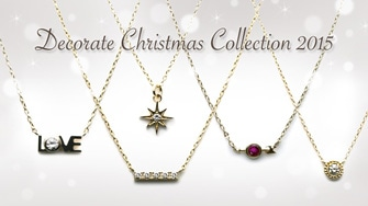 DECORATE CHRISTMAS COLLECTION 2015