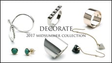 2017 DECORATE MIDSUMMER COLLECTION