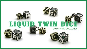LIQUID TWIN DICE