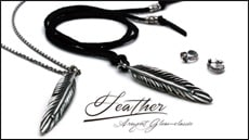 ArgentGleam classic Feather
