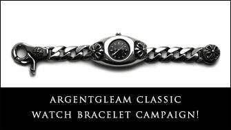 ArgentGleam Classic Watch Bracelet 20%OFFキャンペーン