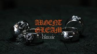 ArgentGleam Classic Round Ring