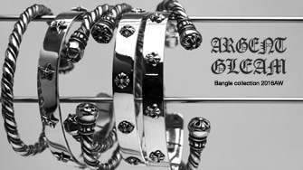 ArgentGleam Classic Bangle 2016AW