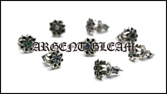 ArgentGleam Classic flower Pierce