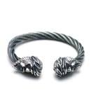 Wire bangle Poseidon