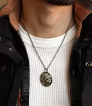 Twin Swallw Necklace
