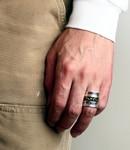 ARGENTGLEAM Ring