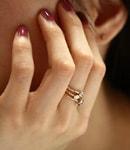 Plain Diamond Ring