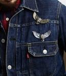 OWLSKULL Brooch