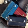 TRADITIONAL STANDARD x  Argent Gleam Collaboration Tracker Wallet
