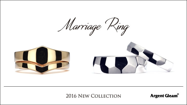 2016 New Marriage Ring Collection