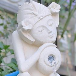 バリ石像の写真