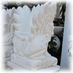 石像の写真