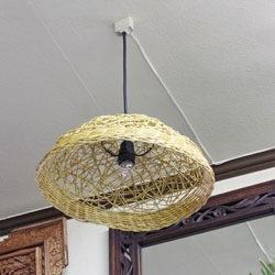 天井ランプの写真