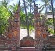 バリ島の門チャンディーブンタル