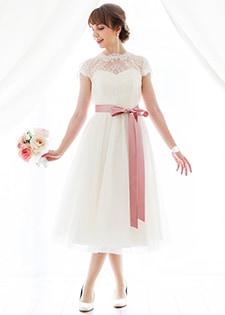 新作ドレス発表